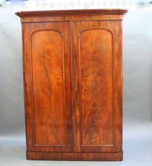 Victorian Double Wardrobe