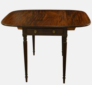 George 111 Mahogany Pembroke Table