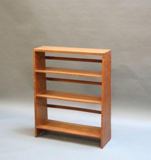 Arts And Crafts Oak Bookcase