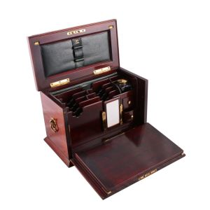 Victorian Rosewood Stationery Cabinet