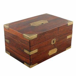 Georgian Rosewood Apothecary Box