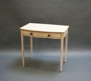 C19th Painted Side Table