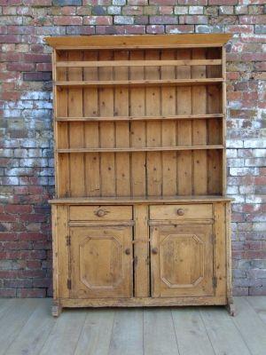 19c Irish Dresser