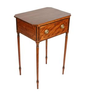 Regency Satin Birch Table