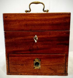 An 18th Century Apothecaries' Box