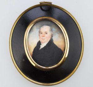English 'frederick Buck' Portrait