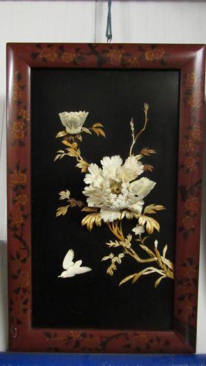 Pair Shibyama Panels