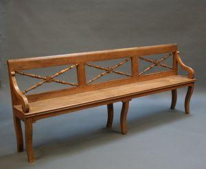 Hall Bench, Nineteenth Century