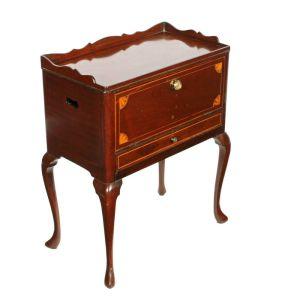 Georgian Mahogany Low Side Cabinet
