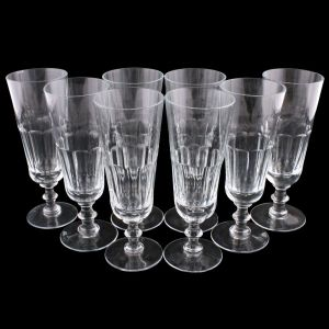 Antique Champagne Flutes