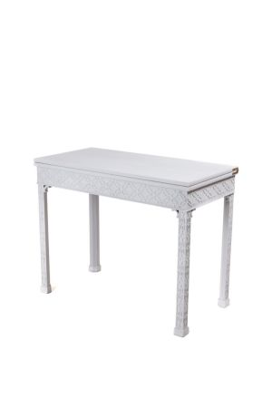 Painted Chippendale Style Card Table C.1920