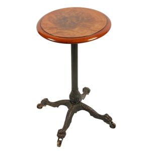 Victorian Adjustable Lamp Table