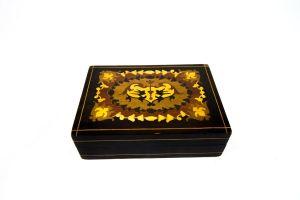 Inlaid Table Box C.1920
