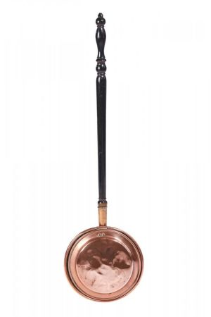 Victorian Copper Warming Pan C. 1860