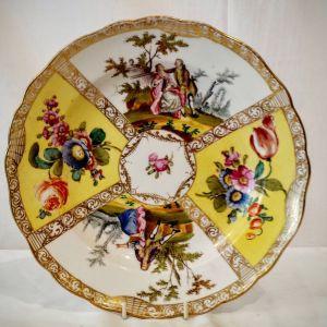 19th Century Meissen Plate