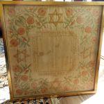 Judaica 'seder' Cloth