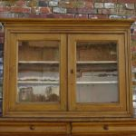 Antique Buffet Du Corps Cupboard