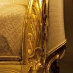 Gilded 18th Century 'french' Salon Upholstered Chairs