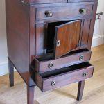 Antique Cabinet Washstand/nightstand