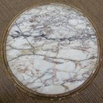 Regency Gilt Marble Topped Table