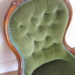 Lady's Slipper Chair
