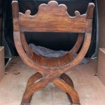 Greek Savonarola Chair
