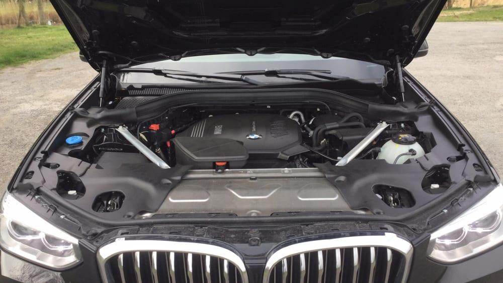 BMW X3 20d 190 xDrive BVA8 – Luxury – 2018 – 8 086 km ...