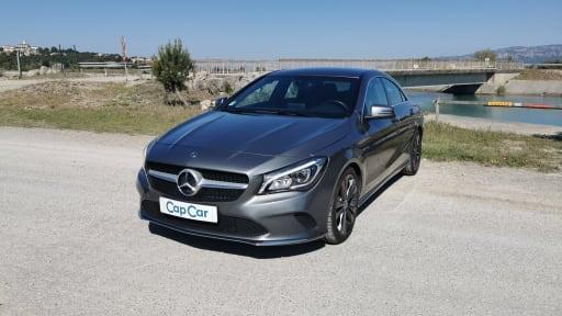 Mercedes Classe CLA