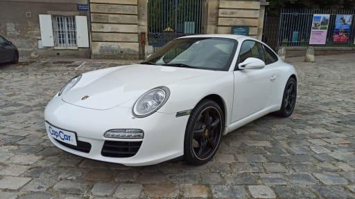 Porsche 911 Coupe Type 997