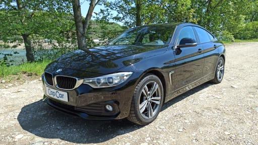 BMW Serie 4 Gran Coupe