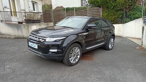 Land Rover Evoque Coupe