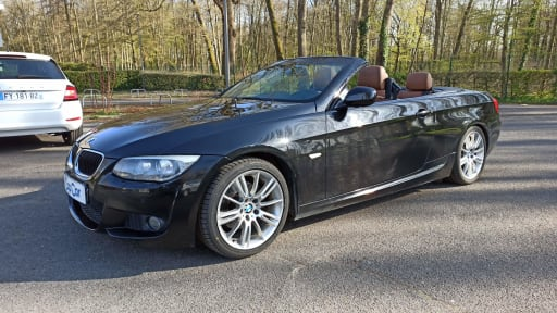 BMW Serie 3 Cabriolet