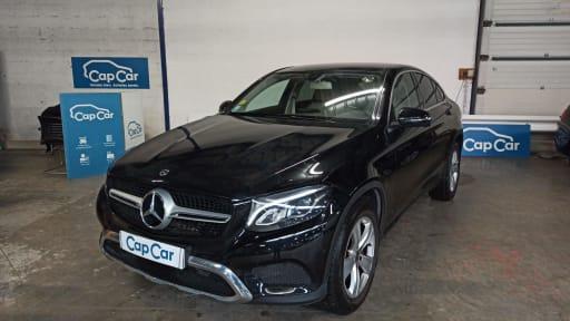 Mercedes Classe GLC Coupe
