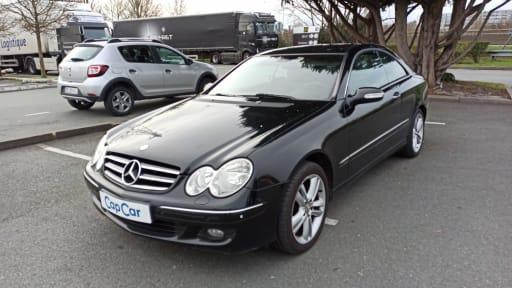 Mercedes Classe CLK