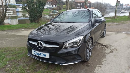 Mercedes Classe CLA Shooting Brake