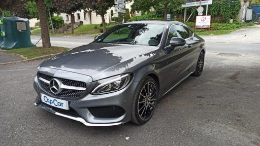 Mercedes Classe C Coupe