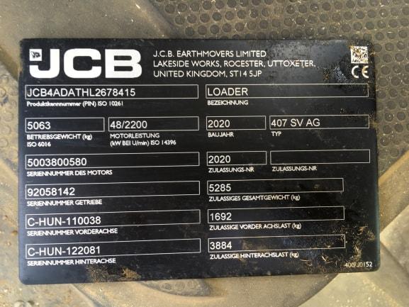 JCB 407 Agri -2678415_012.JPG