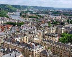 De Rouen jusqu'au Mont Saint Michel 4