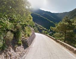 De Jausiers au col de Turini (passage par l'Italie) 2