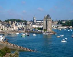 La côte d'émeraude depuis Rennes 4