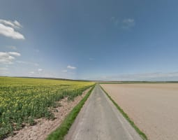 Boucle à travers champs entre Chantilly et l'Est du Vexin   0