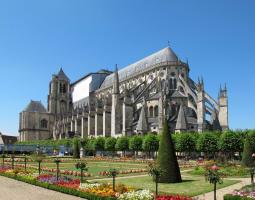 De Bourges au Morvan 0