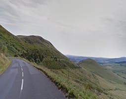 Direction Saint-Nectaire par le Mont Dore 1