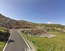 De Jausiers au col de Turini (passage par l'Italie) 3