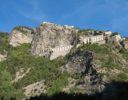 De Jausiers au col de Turini (passage par l'Italie) 1