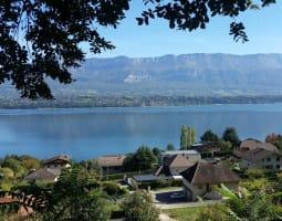 Tour du lac du Bourget 4