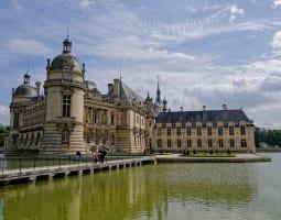 Balade Seine-et-Marne jusqu'à Chantilly en Oise  1