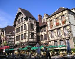 Dijon jusqu'à Troyes 3