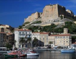 Traversée de la Corse depuis Bastia jusqu'à Bonifacio 1