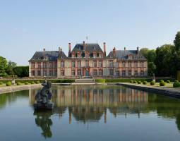 Forêt de Rambouillet par ses châteaux 0